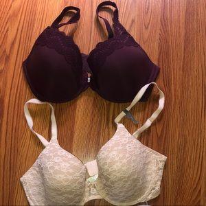 AERIE 38D bras
